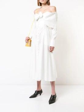 Rosie Assoulin - Off Shoulder Dress - Women