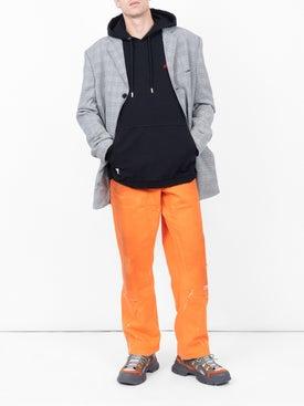 Heron Preston - Heron Preston X Carhartt Wip Jeans Orange - Men