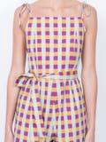 Lhd - Hibiscus Jumpsuit Multicolor - Women