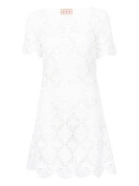 Lhd - B.b. Crochet Dress - Women