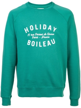 Holiday - Printed Sweatshirt - Men