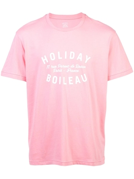 Holiday - Crew Neck T-shirt - Men