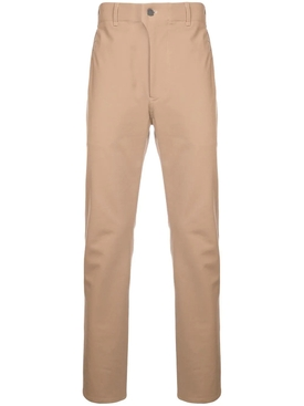 classic slim chinos BROWN