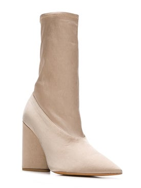 Yeezy - Stretch Satin Sock Boot - Women