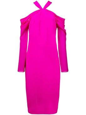 Cushnie - Halter Neck Dress - Women