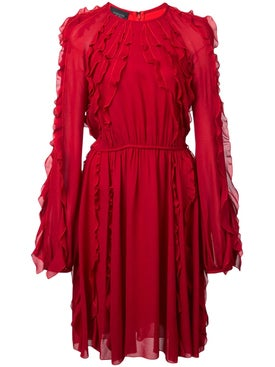 Giambattista Valli - Ruffled Dress - Women