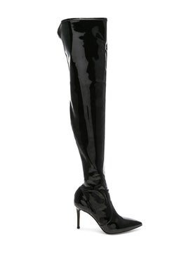 Gianvito Rossi - Imogen Vinyl Boot - Women