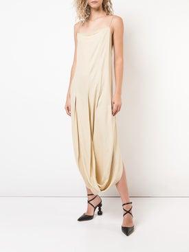Jacquemus - La Robe Nahil Draped Dress - Women