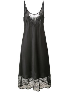 Paco Rabanne - Spaghetti Straps Midi Dress - Women