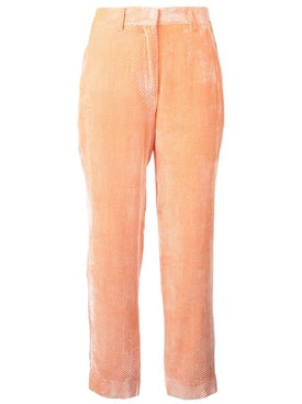 Sies Marjan - Ribbed Velvet Trousers - Women