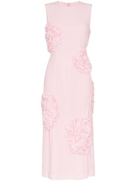 Simone Rocha - Rose Embellished Dress - Women