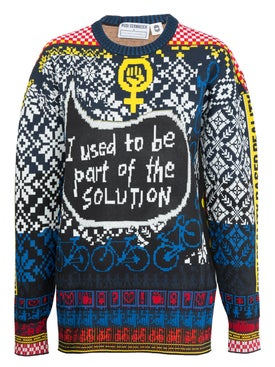 Rudi Gernreich - Part Of The Solution Top - Women