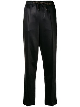 Fendi - Drawstring Waist Trousers - Women