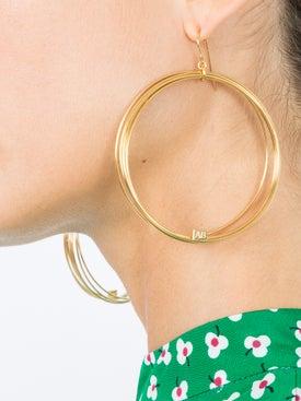 Aurelie Bidermann - Thalia Hoop Earrings - Women