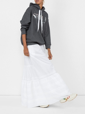 Pioneer ruffled skirt