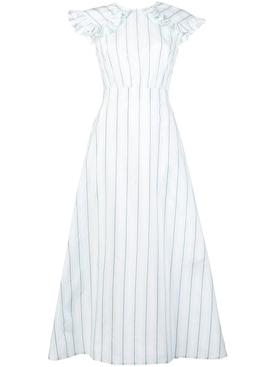 pioneer dress WHITE