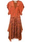 Chloé - Sequinned Lace Dress - Women