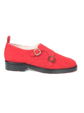Leandra Medine - Monk Strap Loafer - Women