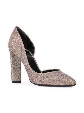 Pierre Hardy - Glitter Block Heel Pumps - Women