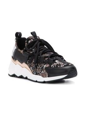Pierre Hardy - Trek Comet Sneaker Silver/neutral - Women