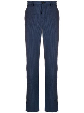 Loewe - Pinstriped Trousers - Men
