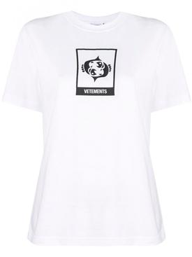 Pisces horoscope tee shirt WHITE