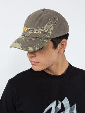 Vetements - Cut Up Cap Navy - Men