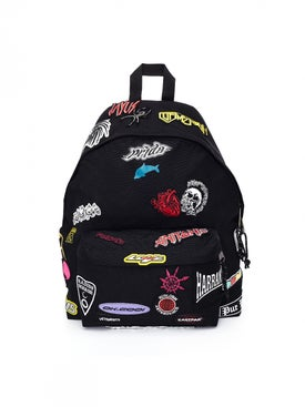 Vetements - Vetements X Eastpak Sticker Patch Backpack - Women