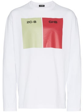 Raf Simons - 2cb Ghb Long Tee-shirt - Men