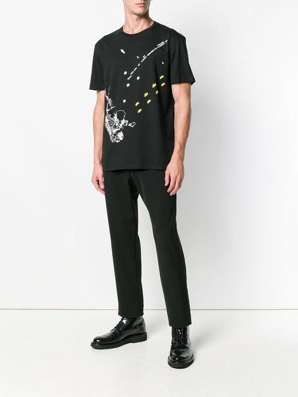 3fa580b7b Raf Simons - Astronaut Print T-shirt - Men