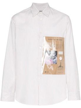 Raf Simons - Oversized-pocket Shirt - Men