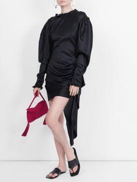 Magda Butrym - Draped Tie Waist Dress - Women