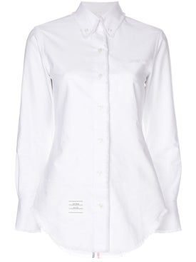 Thom Browne - Classic White Button Down - Women