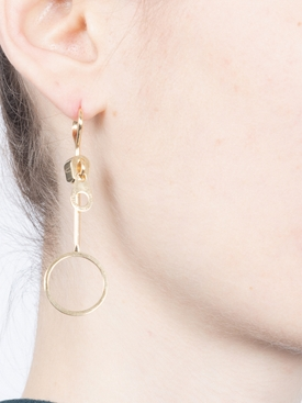 zip earring