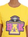 Balmain - Balmain X Beyonce Printed T-shirt Yellow - Women