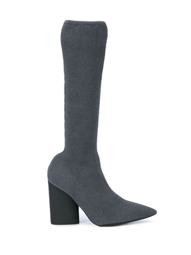 Yeezy - Knit Stretch Boot - Women
