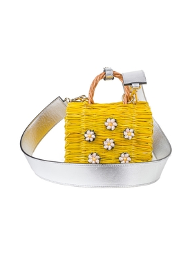 margarita mini basket bag