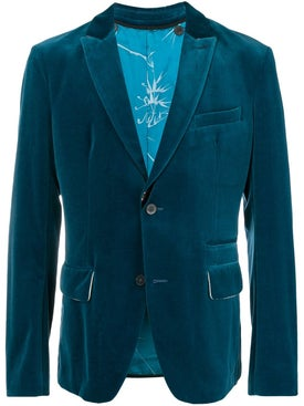 Haider Ackermann - Satin Tailored Jacket - Men