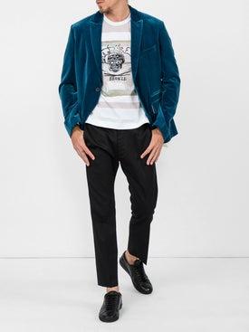 Haider Ackermann - Satin Tailored Jacket - Men
