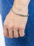 M. Cohen - Clasp Bead Bracelet - Men