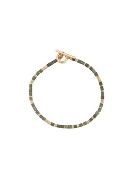 M. Cohen - Beaded T-bar Bracelet - Men