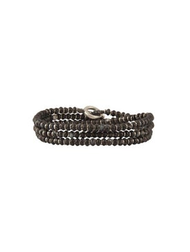 M. Cohen - Agate Wrap Bracelet/necklace - Men