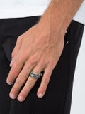 M. Cohen - Solstice Ring Set - Men