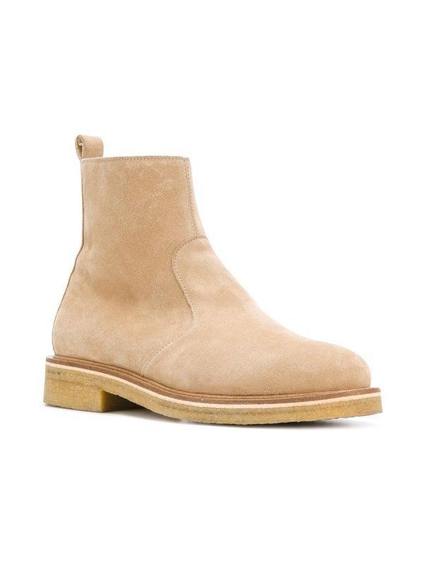 ed2125baf1df5 Ami Alexandre Mattiussi - Zipped Boots - Men