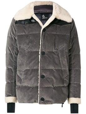 Moncler Grenoble - Shearling Coat - Men