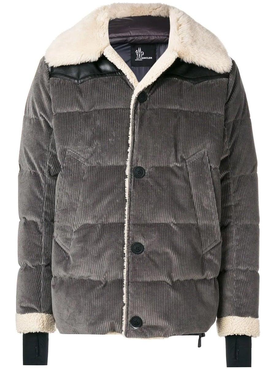 Moncler Grenoble Coats shearling coat