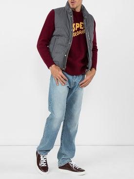 Moncler - Tarnac Padded Sleeveless Jacket - Men