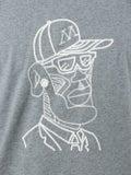 Moncler Genius - 2 Moncler 1952 Embroidered Tee Shirt Light Grey - T-shirts