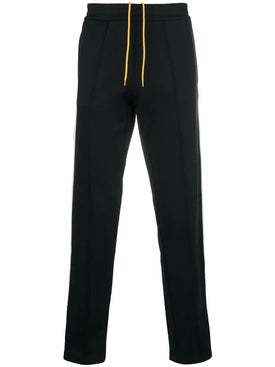 Moncler - Regular Track Pants Black - Men