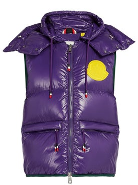 Moncler Genius - 2 Moncler 1952 Lorent Sleeveless Down Jacket Light Purple - Men